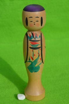 Sato Fumio 佐藤文男 (1923-1986) Master Sato Bunsuke, 15 cm