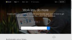 Microsoft revela solução que permite fazer a ligação entre serviços e automatizar tarefas