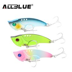 20G Lure Metal Vib Hard Bait Salt Water Shallow Water Bass S Minnow Tackle