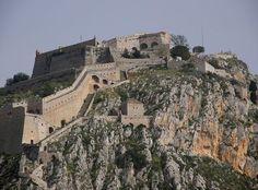 Castillo Veneciano en Nauplia Gracia - Buscar con Google