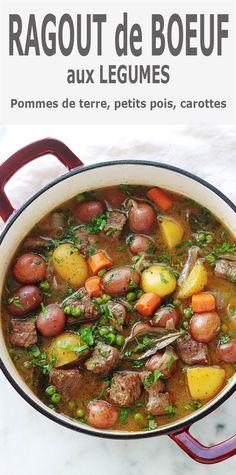 Kung Pao Chicken, Chana Masala, Healthy Recipes, Fancy Recipes, Pot Roast, Stew, Crockpot, Good Food, Food And Drink