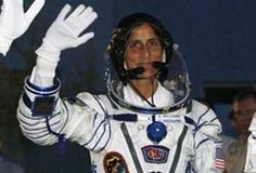 Russian spacecraft docks with ISS, Sunita Williams onboard