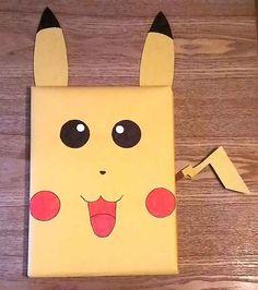 """Résultat de recherche d'images pour """"cadeau en forme de pokemon"""""""