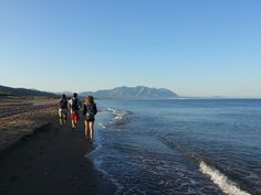 Early morning turtle patrol with our under 18 volunteers! Turtle Conservation, Volunteers, Free Time, Early Morning, United Kingdom, Greece, This Is Us, River, Mountains