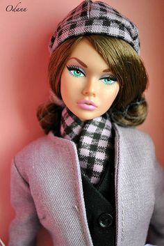 Poppy Parker Perfectly Purple | Flickr - Photo Sharing!