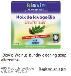 ****Join Toluna NOW: Test BioVio Walnut Laundry Cleaning Soap Alternative for FREE! ONLY 600 Available!!**** - Krazy Coupon Club