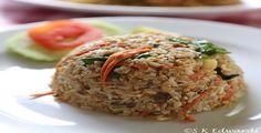 Crab Fried Rice - Khao Pad Poo