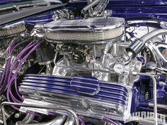 1972 Chevy Monte Carlo Engine Photo 4