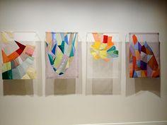 Ilka White recent exhibition