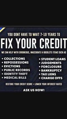 Credit Repair Enrich Financial Sky Blue Credit Repair Services
