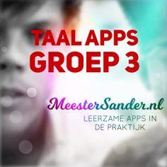 Taal apps voor groep 3!