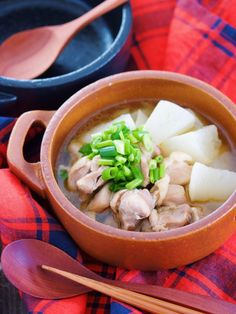 Soup Recipes, Nom Nom, Goodies, Food And Drink, Dishes, Chicken, Cooking, Ethnic Recipes, Dish