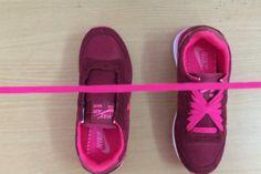 Lacer les souliers