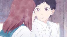 Browse Yoshioka Futaba Mabuchi Kou Ao haru ride collected by Anna Maria and make your own Anime album. Best Shoujo Manga, Anime Manga, Anime Boys, Miraculous, Anime Couples, Cute Couples, Futaba Y Kou, Tanaka Kou, Ao Haru