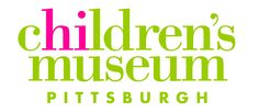 Children's Museum of Pittsburgh provides innovative museum experiences that inspire joy, creativity and curiosity.  Our permanent exhibits are based on the philosophy of Play with Real Stuff, where real things and real processes challenge children's abilities and help them understand the world we live in, and themselves, better. Children can take off on fantastic flights of imagination and return to earth to build a boat, play in the mud, hammer a nail and change the tire on a car.
