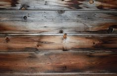 The weathered siding on the old chicken coop Reclaimed Wood Accent Wall, Hardwood Floors, Flooring, Wood Siding, Wood Accents, Old Wood, Old Things, Pillows, Colors