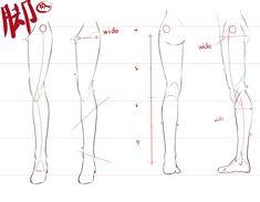 足 描き方 - Google 検索