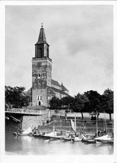 Turun tuomiokirkko 1897