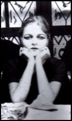 Anita Berber Cabaret Goddess circa 1920s by Becker and