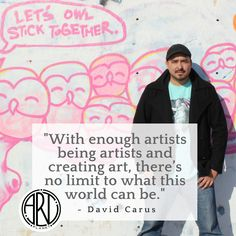 """With enough artists being artists and creating art, there's no limit to what this world can be."" from the book Super Artist by David Carus    #art #arte #artistic #artwork #artists #artplanet #artistsrunthisplanet #create #creative #creativity #draw #drawing #drawings #illustration #paint #painting #sketch #communicate #davidcarus #inspiration #motivation #upliftmankind #positivity #quotes… Drawing S, The Book, The Creator, Creativity, Take That, Sketch, David, Positivity, Artists"