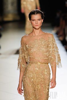 Elie Saab FW 2012-2013 Couture
