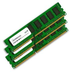 12GB Memory RAM Kit (3 x 4 GB) for Dell PowerEdge R410 Xeon Quad-Core 3.06GHz (549848207) by Arch Memory Arch Memory is a Registered Trademark of Arch Computer, LLC. Data Transfer Rate: 1333Mhz. System Type: Servers. Bus Type: PC-10600. Certified for this Dell Model.  #Arch_Memory #PC_Accessory