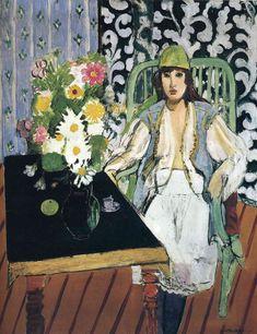 The Black Table - Henri Matisse