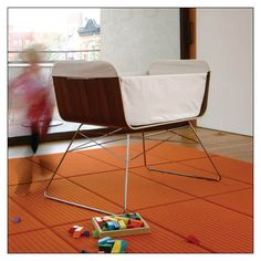 Offi. Nest Bassinet. A super expensive bassinet, but isn't your baby worth it?