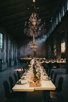 This Milan wedding features a nontraditional industrial reception, rock star-inspired groom style, and super chic photo and film documentation of the day. Gothic Wedding, Dream Wedding, Skull Wedding, Medieval Wedding, Wedding Reception, Wedding Venues, Wedding Favors, Destination Wedding, Warehouse Wedding