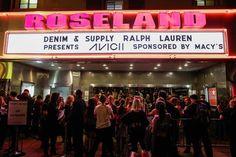 Denim & Supply Ralph Lauren Presents Avicii