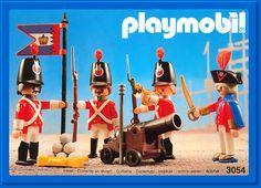 PLAYMOBIL® set #3054 - Harbor Guard