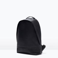 A tendência da mochila   Zara