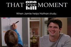 One Tree Hill. OTH. Nathan Scott. James Lafferty. James Lucas Scott. Jamie. Jackson Brundage. That One Tree Hill Moment.