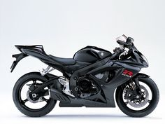 2002 Suzuki GSXR 750 love it in all black