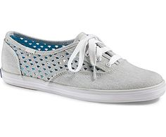 Women - Champion Heather Perf - Gray | Keds