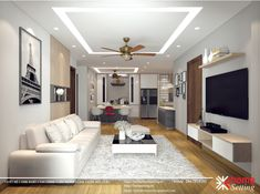 thiết kế nội thất chung cư goldmark city : Thiết kế nội thất goldmark city