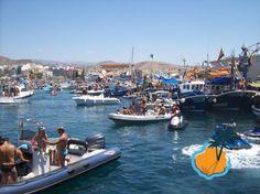 Gran Canaria Blog: Arguineguin Fiestas del Carmen