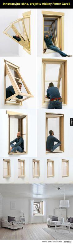 Innowacyjne okna