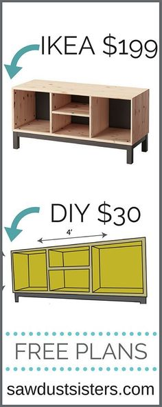Build a simple bench for a fraction of the cost. FREE PLANS!