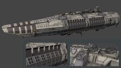 Battlecruiser - combat ready by PowerPointRanger