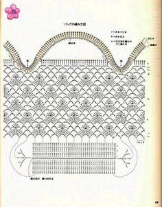Crochet y Bebê: Bolsas