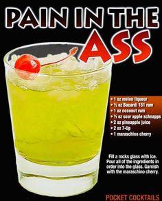 Booze Drink, Liquor Drinks, Cocktail Drinks, Tropical Alcoholic Drinks, Fruity Drinks, Beverage, Mixed Drinks Alcohol, Alcohol Drink Recipes, Beer Mixed Drinks