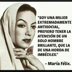 102 Best Maria Felix images | Spanish quotes, Diva quotes ...