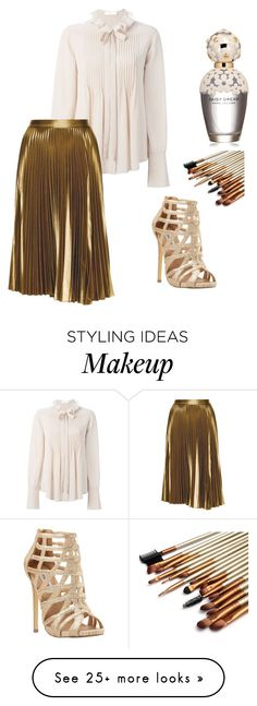 """""""Untitled #422"""" by nellsmboweni on Polyvore featuring Chloé, A.L.C., Steve Madden, Marc Jacobs, women's clothing, women, female, woman, misses and juniors"""
