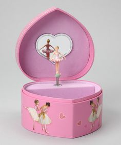 Ballerina Music Jewelry Box. My mom gave me one as a child, I will give one to my child. #carryingonatradition