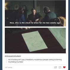We on Tumblr have our own way of dealing with Hannibal's deceptions...