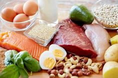 Is that high protein bread actually worth it? -- High-protein food products are in fact taking off, since the prevalence of protein-packed everything from snacks to coffee creamer! Learn what you should watch out for High Protein Recipes, Protein Foods, Healthy Foods To Eat, Healthy Dinner Recipes, Diet Recipes, Healthy Snacks, Snack Recipes, Healthy Eating, Diet Foods