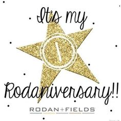 Yup it's been a year since I joined!! Can you believe that! I went back to work and joined RF all on the same day!! I thought what have I done, I'm too busy...but I wasn't! I made it work. And now I have the best skin of my life, and extra cash in my pocket!! So if your close by come by my place tonight come celebrate with me!  #iHaveChampagne #andwine #andbeer haha #rodanniversary #oneyear #BossLady