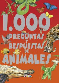 1000 preguntas y respuestas de animales