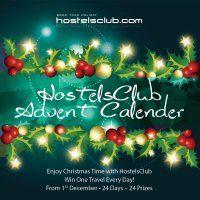 Calendario dell'avvento di HostelsClub